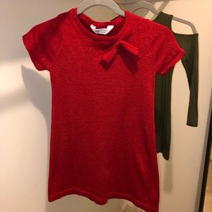 Girls H&M Holiday Dress Size 6-8